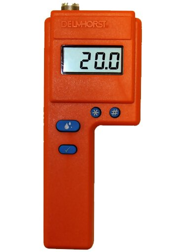 Delmhorst F-2000 Moisture Meter for Hemp