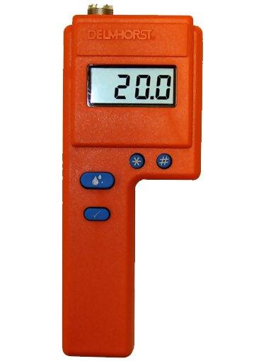 Delmhorst F-2000 Moisture Meter for Hemp