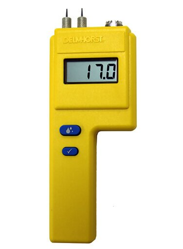 Delmhorst JL-2000 Leather Moisture Meter