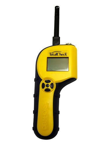 Delmhorst TotalCheck 3-in-1 Moisture Meter for Building Inspection