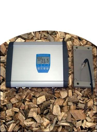 Humimeter BLO Online Moisture Measuring System