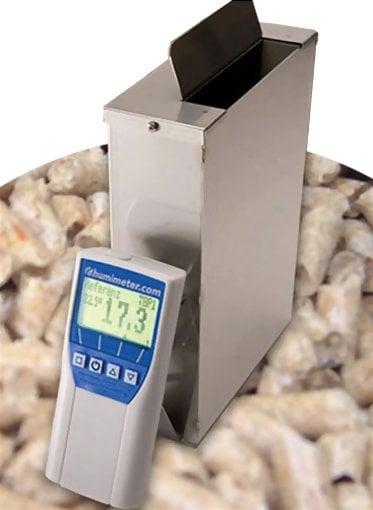 Humimeter BP1 Wood Pellet Moisture Meter