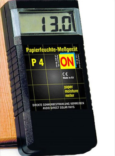 Humimeter P4 Painted Paper Moisture Meter