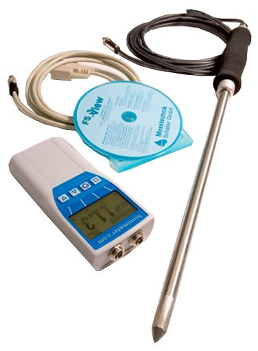 Humimeter RH2 Relative Humidity Meter With External Probe