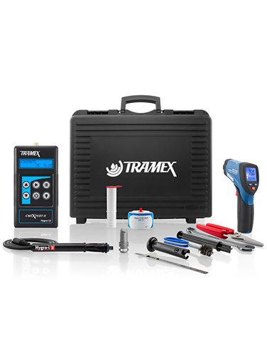 Tramex CIK5.1 Concrete Inspection Kit