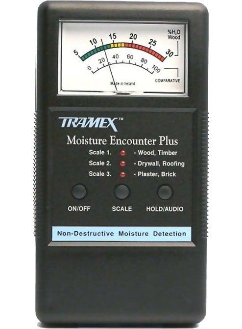 Tramex MEP Moisture Encounter Plus Moisture Meter