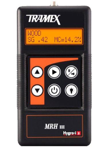 Tramex MRH III Moisture & Humidity Meter