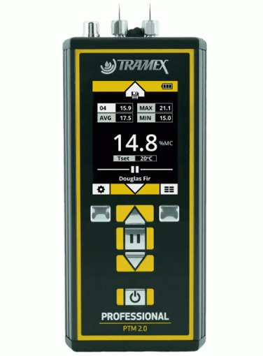 Tramex PTM2.0 Professional Pin Type Moisture Meter