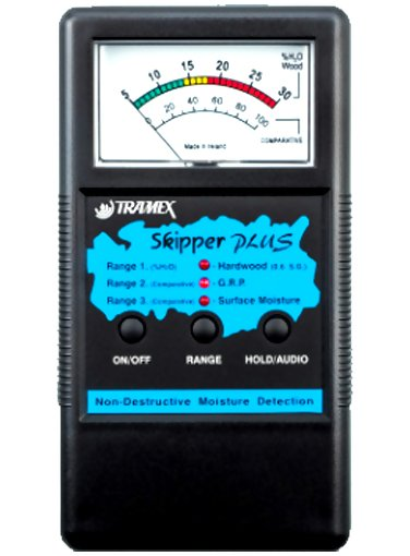 Tramex SMP Skipper Plus Moisture Meter for Boats
