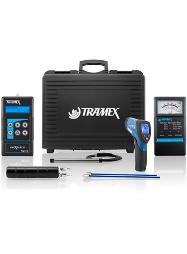 Tramex WDIK5.1 Water Damage Restoration Inspection Kit