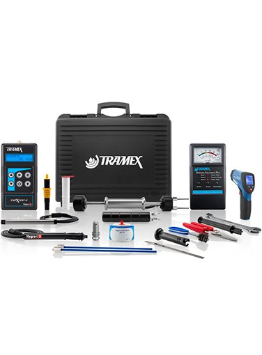 Tramex WDMK5.1 Water Damage Restoration Master Kit